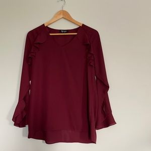 Lily Morgan blouse
